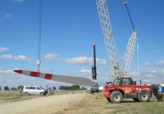 Windkauf Verhandelt Rahmenvertrag Mit Einem Der Führenden Hersteller