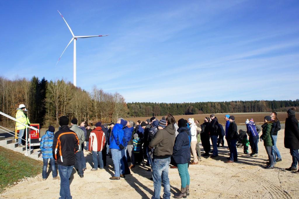 Windkraftanlagen Bessere Bedingungen Beim Hersteller
